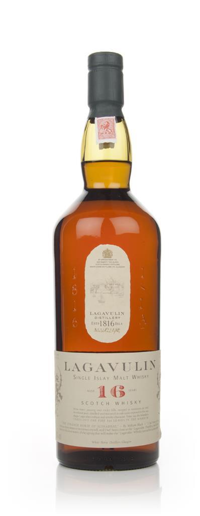 Lagavulin 16 Year Old 1l Single Malt Whisky