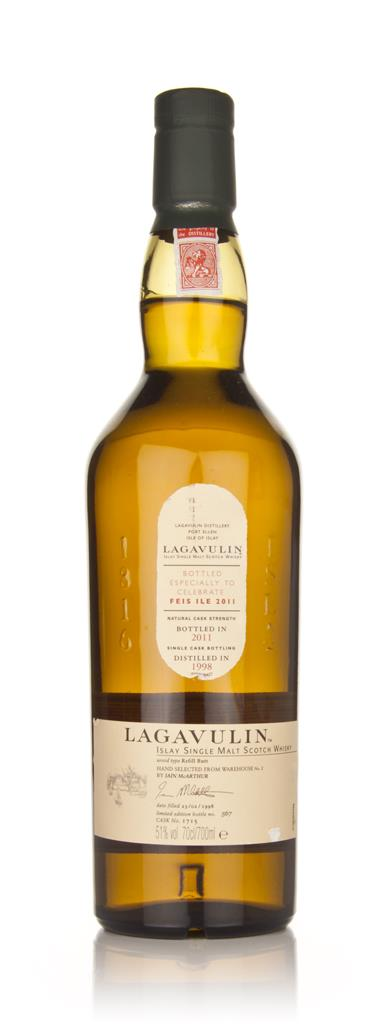 Lagavulin Feis Ile 2011 Single Malt Whisky