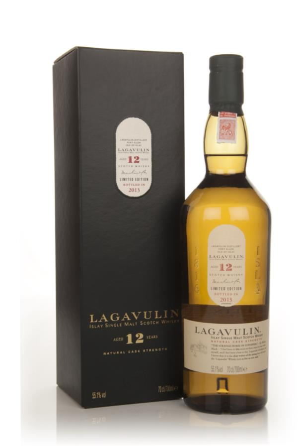 Lagavulin 12 Year Old (2013 Special Release) Single Malt Whisky