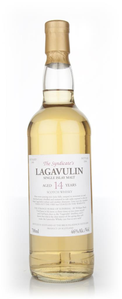 Lagavulin 14 Year Old 1990 (The Syndicate) Single Malt Whisky
