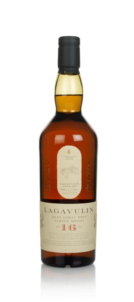 Lagavulin 16 Year Old Single Malt Whisky
