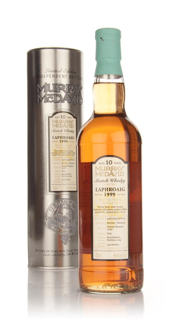 Laphroaig 10 Year Old 1999 (Murray McDavid) Single Malt