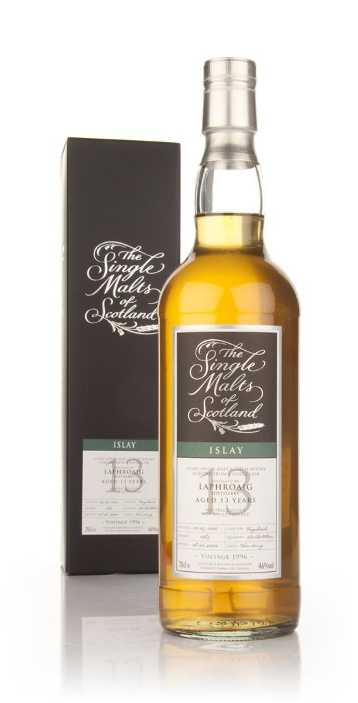 Laphroaig 13 Year Old 1996 - Single Malts of Scotland (Speciality Drin Single Malt Whisky