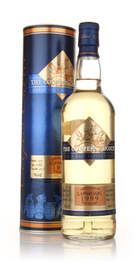 Laphroaig 1999 - Coopers Choice (Vintage Malt Whisky Co) Single Malt Whisky