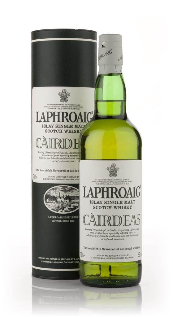 Laphroaig Cairdeas Single Malt Whisky