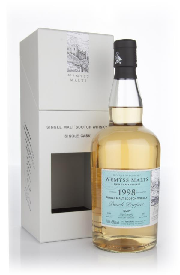 Beach Bonfires 1998 - Wemyss Malts (Laphroaig) Single Malt Whisky