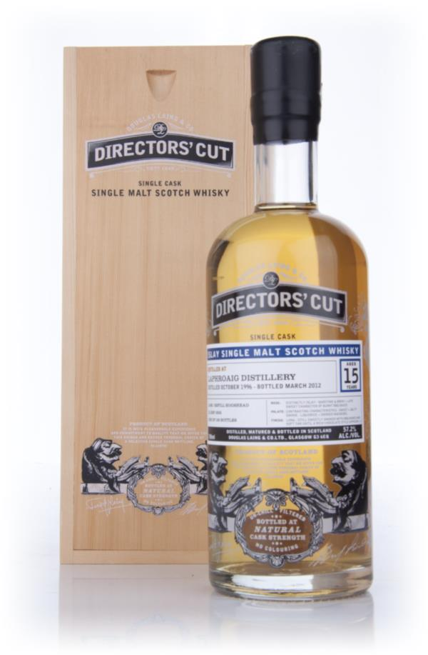 Laphroaig 15 Year Old 1996 - Directors Cut (Douglas Laing) Single Malt Whisky
