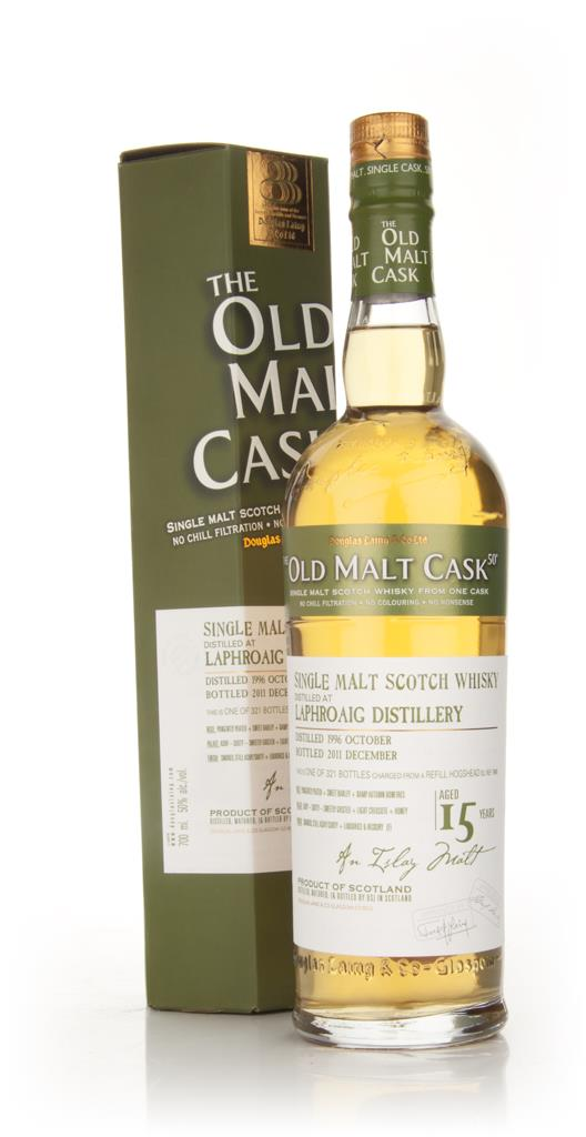 Laphroaig 15 Year Old 1996 - Old Malt Cask (Douglas Laing) Single Malt Whisky