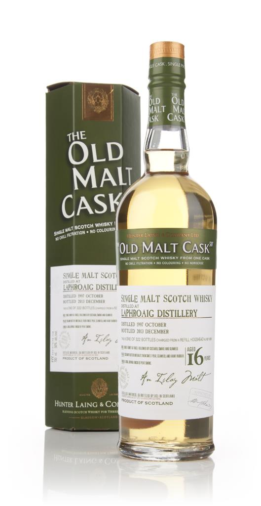Laphroaig 16 Year Old 1997 (cask 10260) - Old Malt Cask (Hunter Laing) Single Malt Whisky
