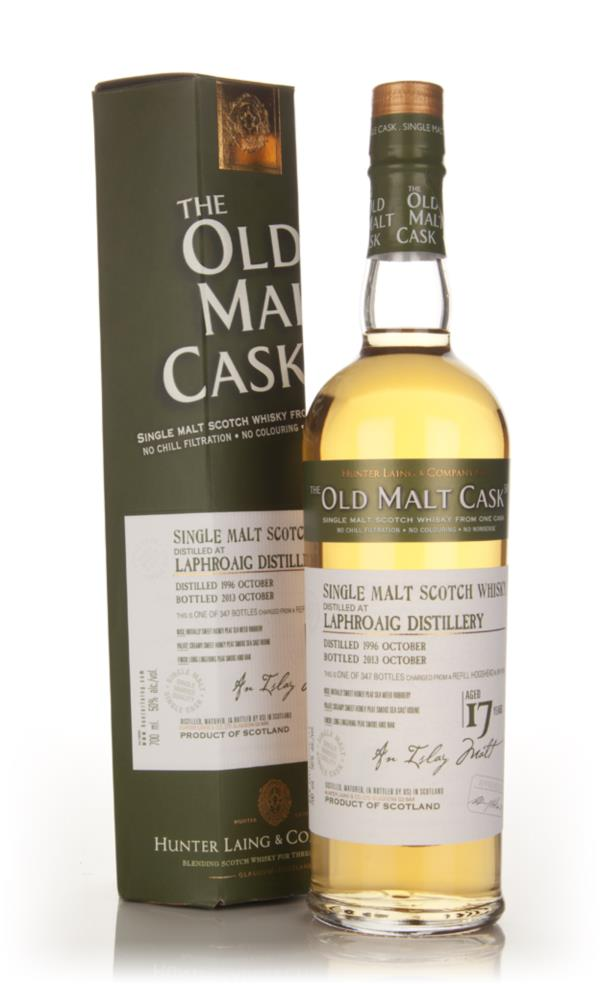 Laphroaig 17 Year Old 1996 (cask 10125) - Old Malt Cask (Hunter Laing) Single Malt Whisky