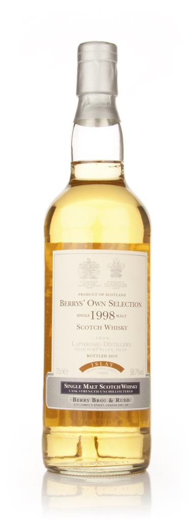 Laphroaig 1998 (Berry Brothers and Rudd) Single Malt Whisky
