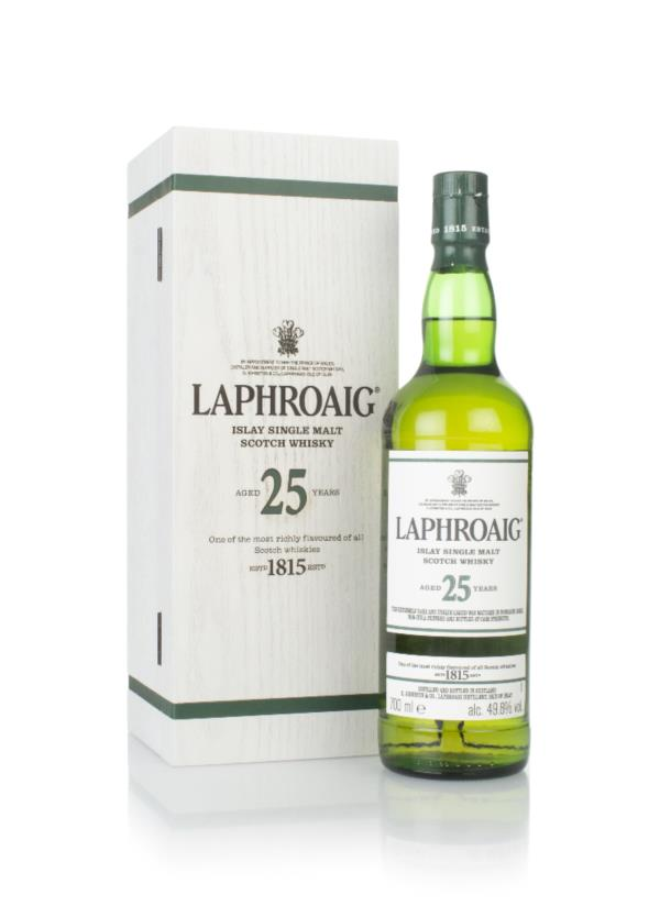 Laphroaig 25 Year Old Cask Strength (2020 Release) 3cl Sample Single Malt Whisky