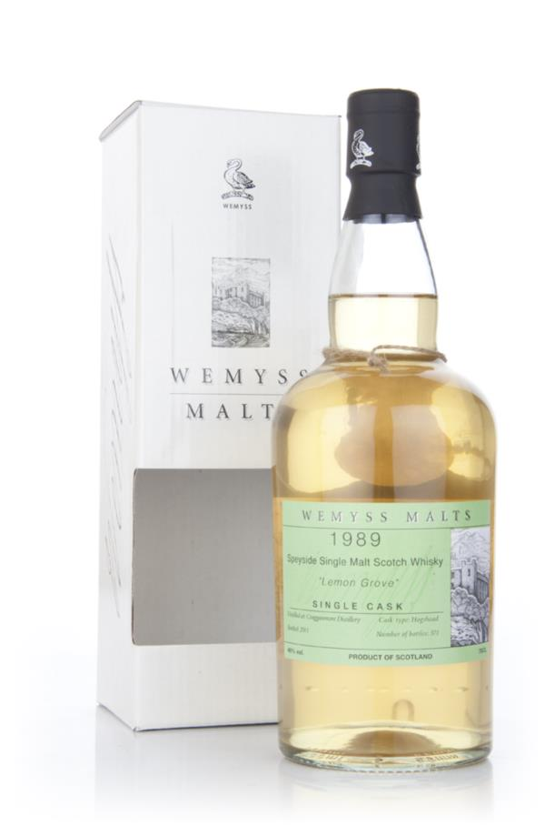 Lemon Grove 1989 (Wemyss Malts) Single Malt Whisky