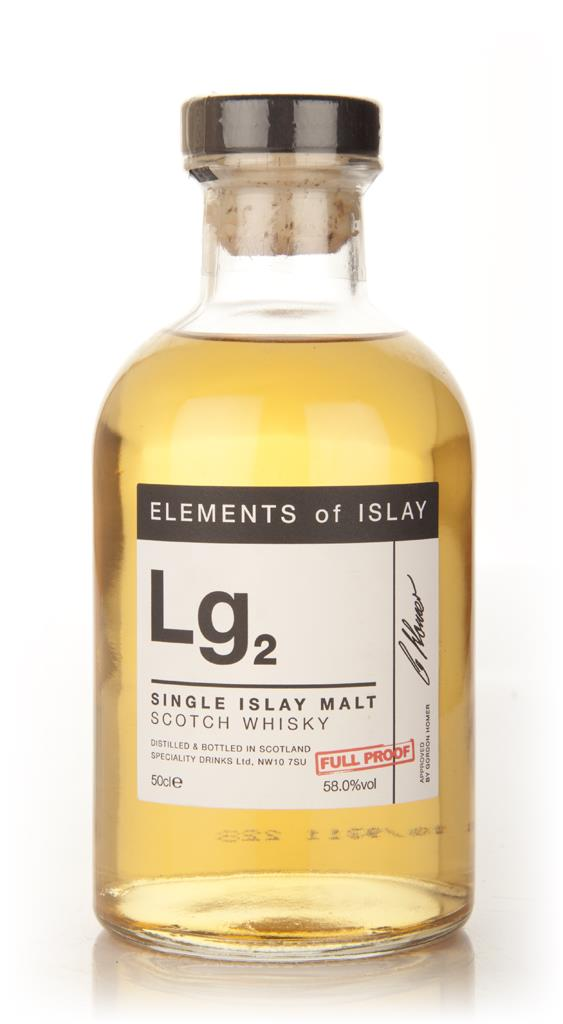 Lg2 - Elements of Islay (Lagavulin) Single Malt Whisky