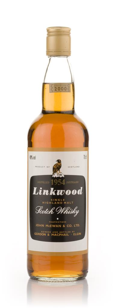 Linkwood 1954 (Gordon and MacPhail) Single Malt Whisky