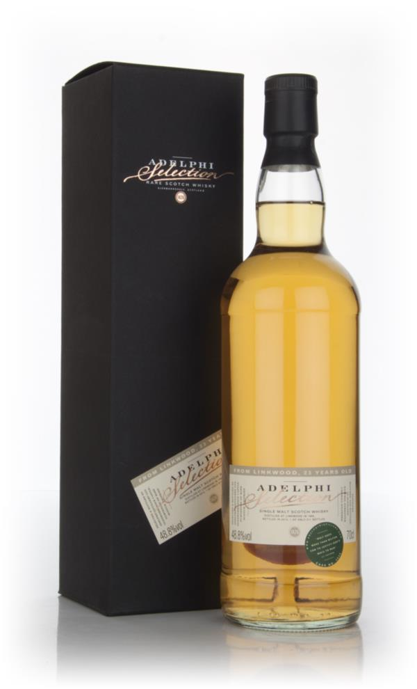Linkwood 23 Year Old 1989 (cask 5048) (Adelphi) Single Malt Whisky