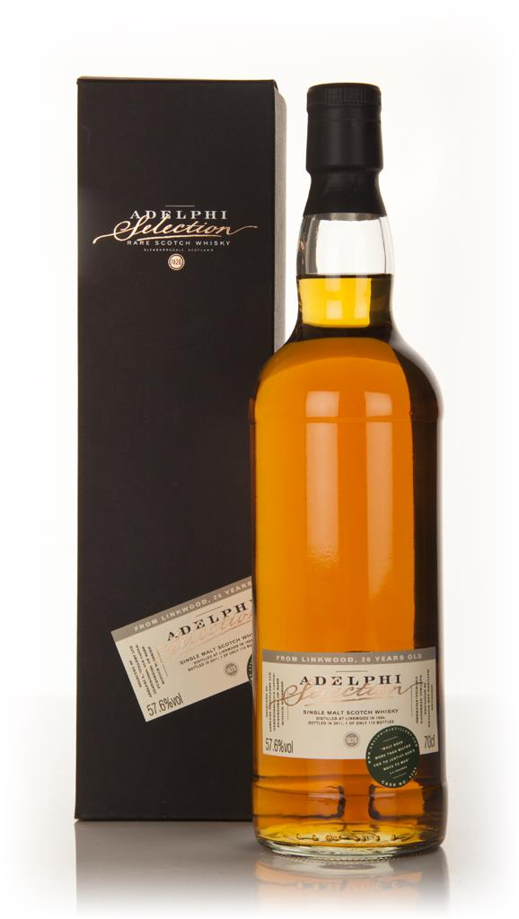 Linkwood 26 Year Old 1984 Cask 5266 (Adelphi) Single Malt Whisky