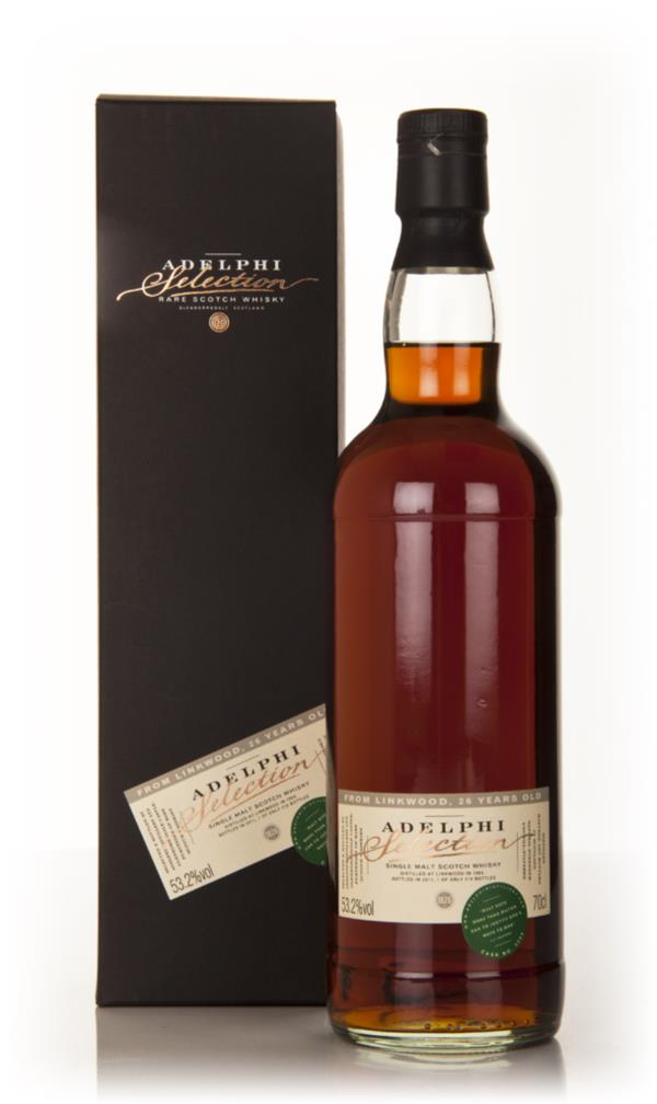 Linkwood 26 Year Old 1984 Cask 5269 (Adelphi) Single Malt Whisky