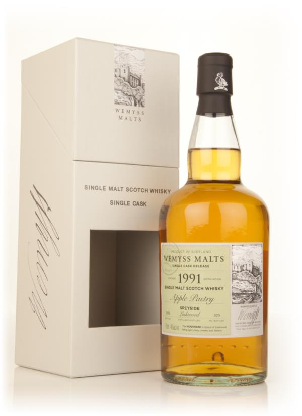 Apple Pastry 1991 - Wemyss Malts (Linkwood) Single Malt Whisky