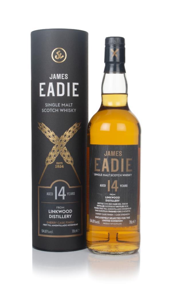 Linkwood 14 Year Old 2007 (cask 358018) - James Eadie Single Malt Whisky