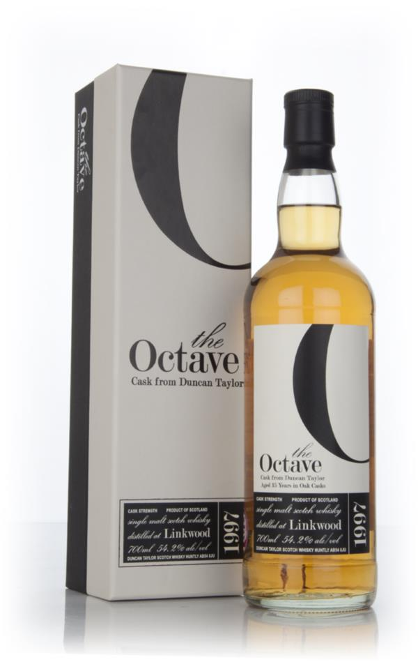 Linkwood 15 Year Old 1997 (cask 763049) - The Octave (Duncan Taylor) Single Malt Whisky