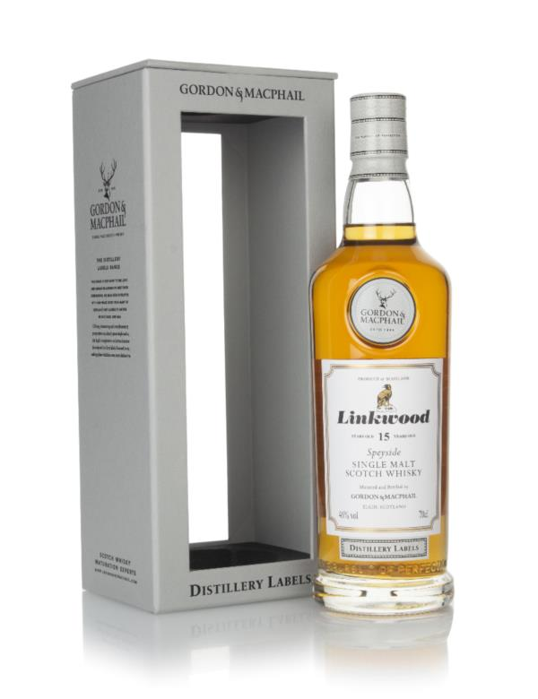 Linkwood 15 Year Old - Distillery Labels (Gordon & MacPhail) Single Malt Whisky