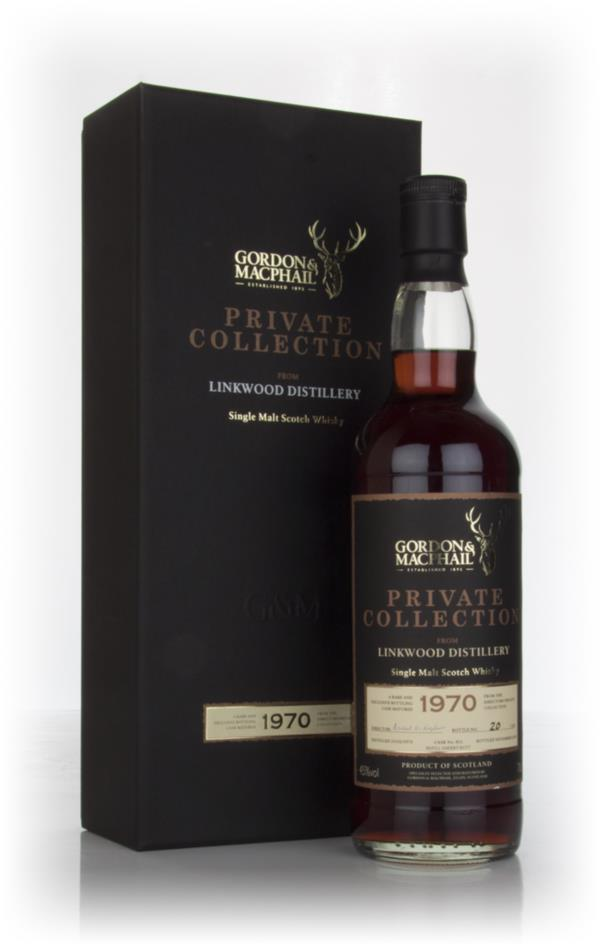 Linkwood 1970 - Private Collection (Gordon & MacPhail) Single Malt Whisky