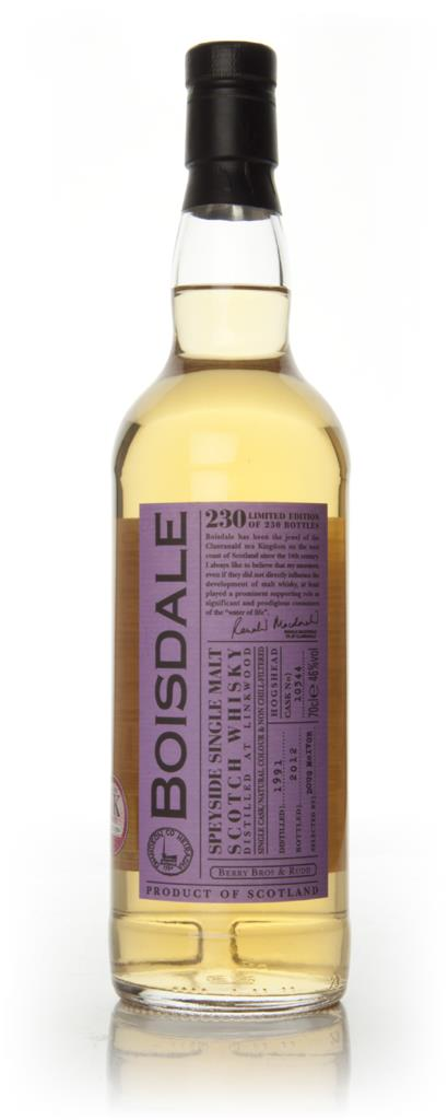 Linkwood 1991 - Boisdale (Berry Bros & Rudd) Single Malt Whisky