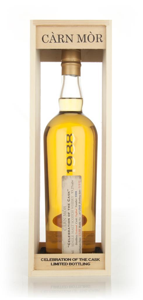 Linkwood 24 Year Old 1988 (cask 2328) - Celebration of the Cask (Carn Single Malt Whisky
