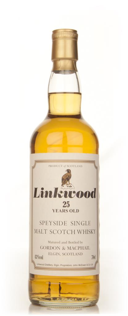 Linkwood 25 Year Old (Gordon & Macphail) Single Malt Whisky