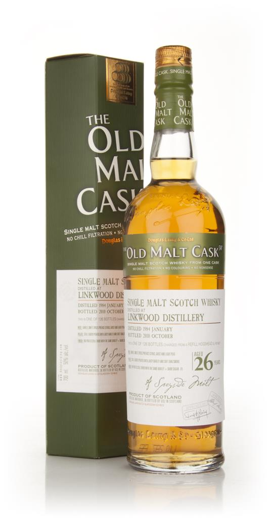 Linkwood 26 Year Old 1984 - Old Malt Cask (Douglas Laing) Single Malt Whisky