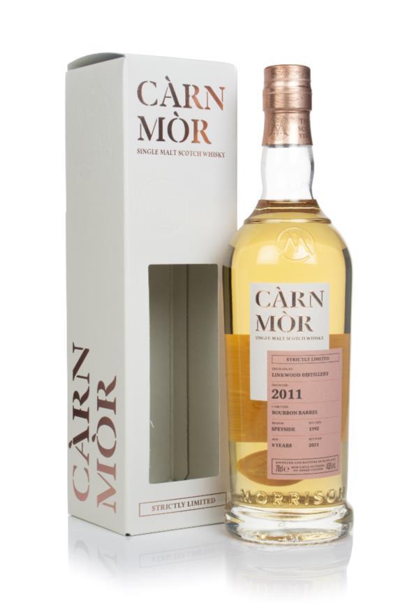 Linkwood 9 Year Old 2011 - Strictly Limited (Carn Mor) Single Malt Whisky