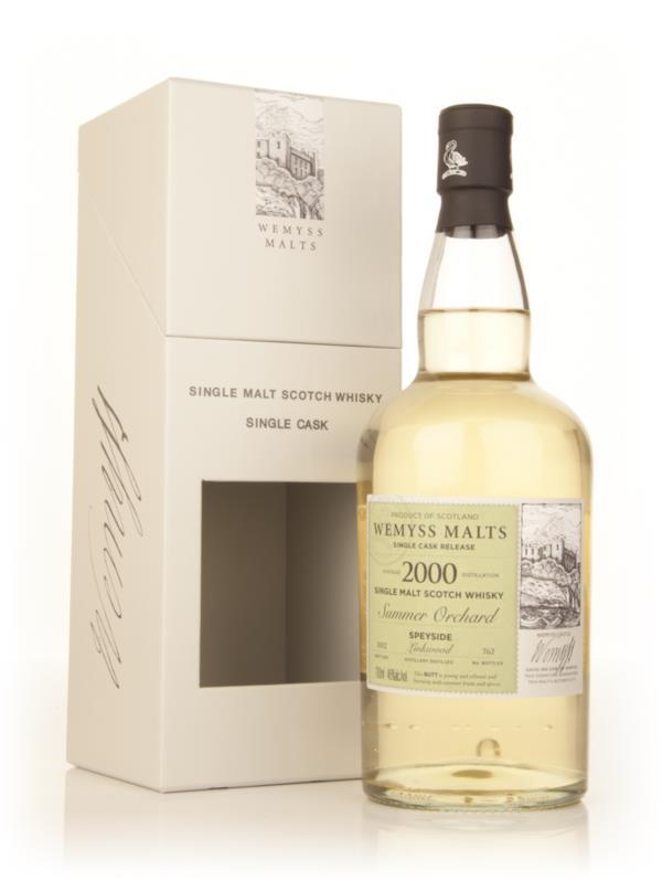 Summer Orchard 2000 - Wemyss Malts (Linkwood) Single Malt Whisky