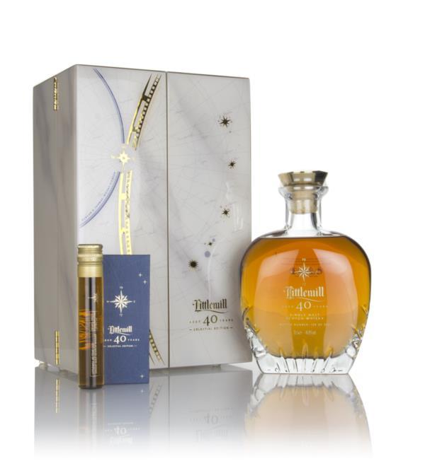 Littlemill 40 Year Old Celestial Edition Single Malt Whisky