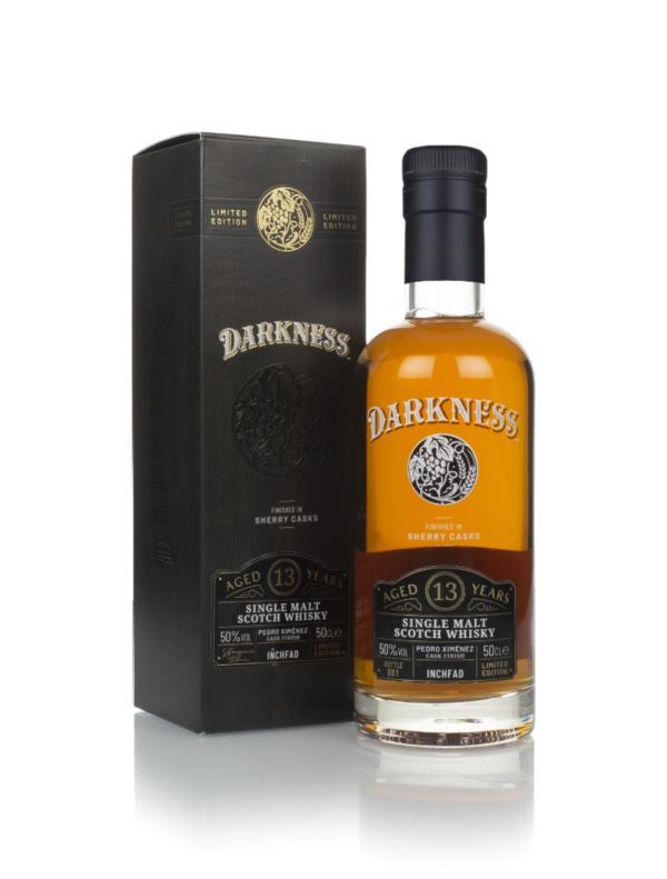 Inchfad 13 Year Old Pedro Ximenez Cask Finish (Darkness) Single Malt Whisky