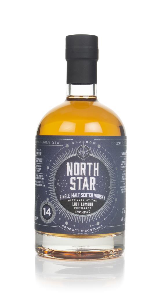 Inchfad 14 Year Old 2007 - North Star Spirits Single Malt Whisky