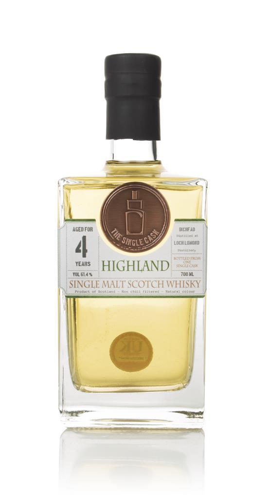 Inchfad 4 Year Old (cask 1301) - The Single Cask Single Malt Whisky