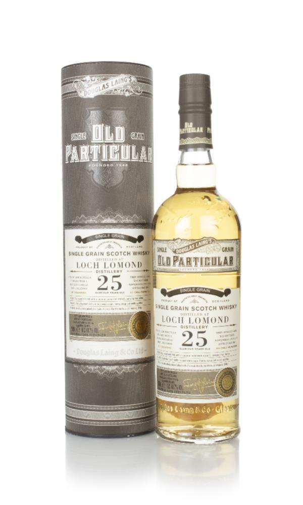 Loch Lomond 25 Year Old 1995 (cask 15008) - Old Particular (Douglas La Grain Whisky