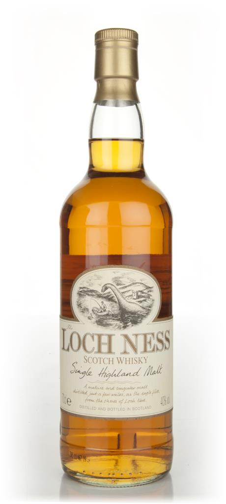 Loch Ness Malt Single Malt Whisky