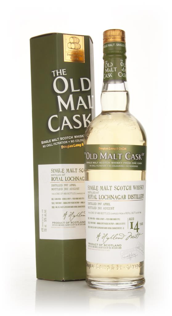 Royal Lochnagar 14 Year Old 1997 - Old Malt Cask (Douglas Laing) Single Malt Whisky