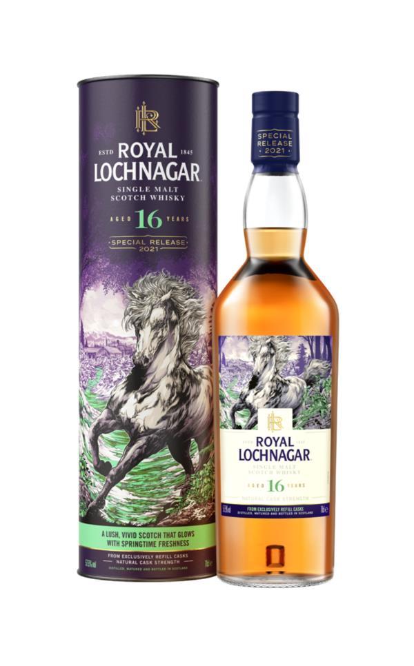 Royal Lochnagar 16 Year Old (Special Release 2021) Single Malt Whisky