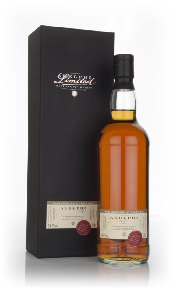 Lochside 47 Year Old 1965 Single Blend (Adelphi) Blended Whisky