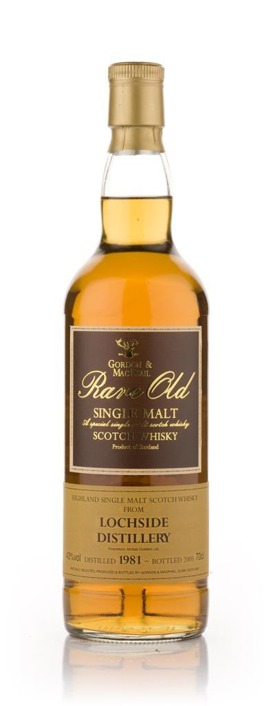 Lochside 1981 (Gordon and MacPhail) Single Malt Whisky