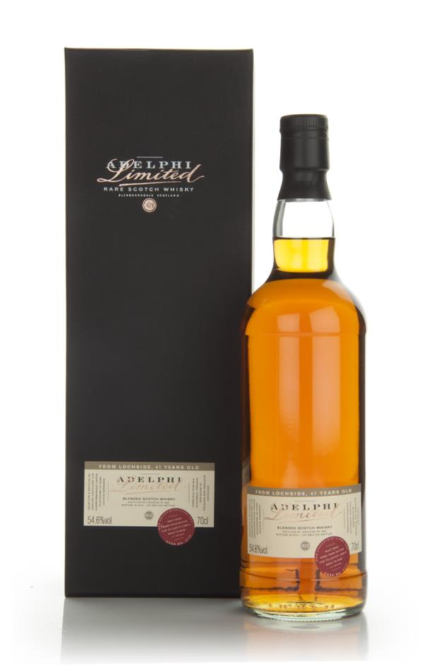 Lochside 1965 47 Year Old (Adelphi) Blended Whisky