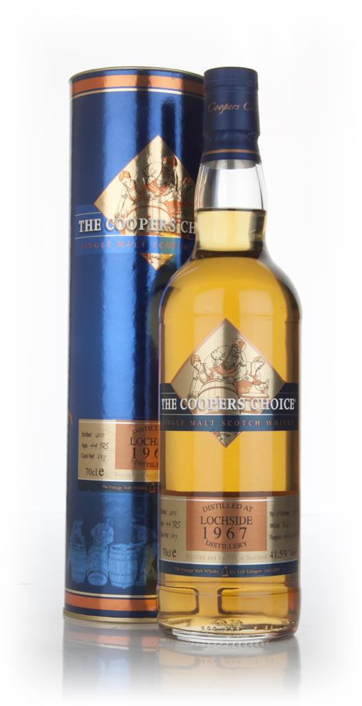 Lochside 44 Year Old 1967 (cask 807) - The Coopers Choice (The Vintage Single Malt Whisky