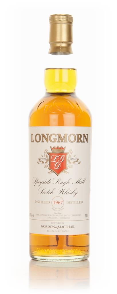 Longmorn 1967 (Gordon & MacPhail) Single Malt Whisky