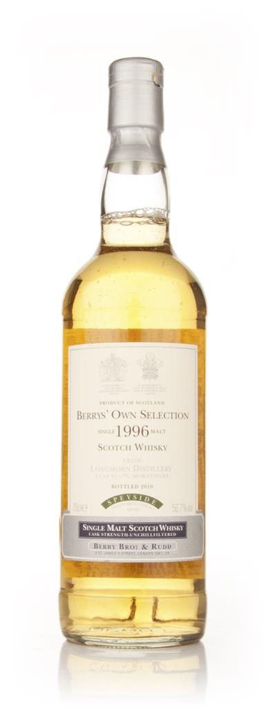 Longmorn 1996 (Berry Brothers and Rudd) Single Malt Whisky