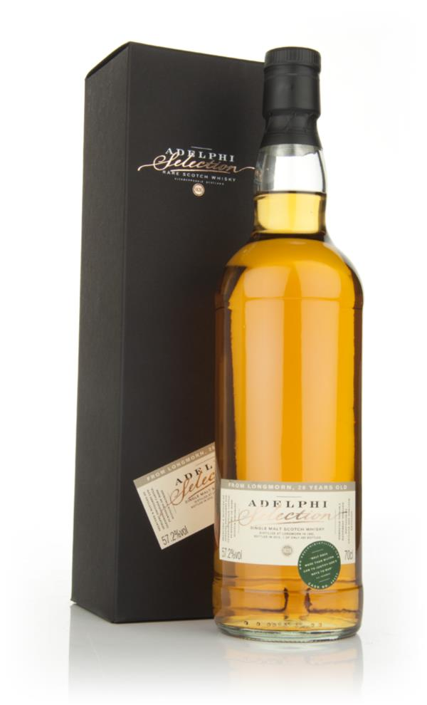 Longmorn 20 Year Old 1992 - Adelphi Single Malt Whisky