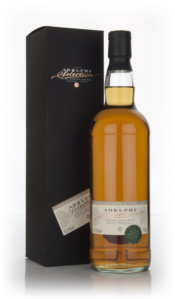 Longmorn 20 Year Old 1992 (cask 48438) (Adelphi) Single Malt Whisky