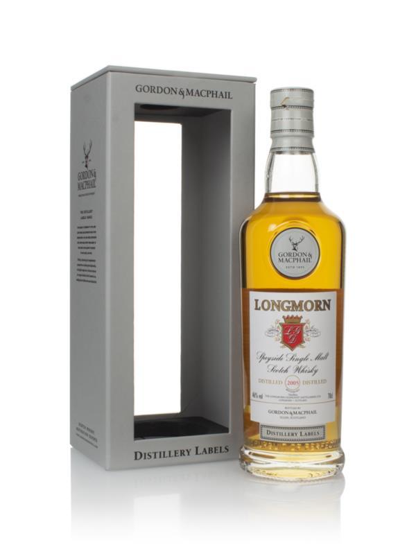 Longmorn 2005 (bottled 2020) - Distillery Labels (Gordon & MacPhail) Single Malt Whisky